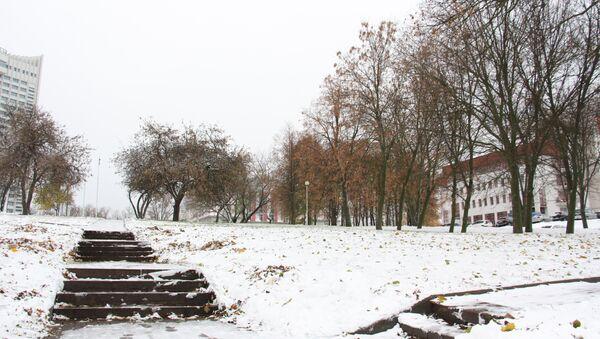 Снег і Gisi - Sputnik Беларусь