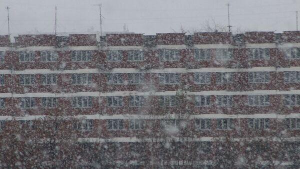 Снег - Sputnik Беларусь