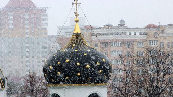 Купол церкви - Sputnik Беларусь