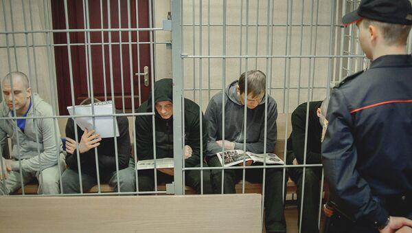 Рассмотрение уголовного дела в отношении 17 наркоторговцев - Sputnik Беларусь