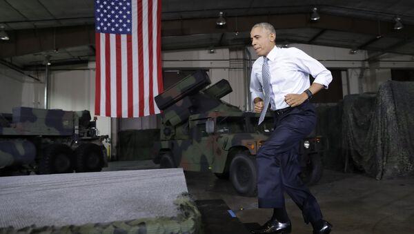 Барак Обама - Sputnik Беларусь
