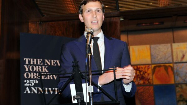 Джерад Кушнер на 25-летии New York Observer - Sputnik Беларусь
