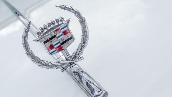 Лагатып Cadillac - Sputnik Беларусь