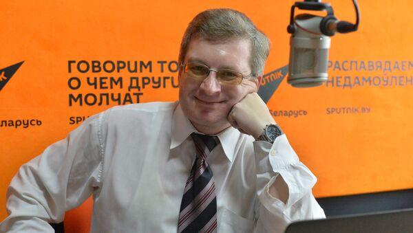 Павел Потапейко - Sputnik Беларусь