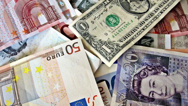 Замежная валюта - Sputnik Беларусь