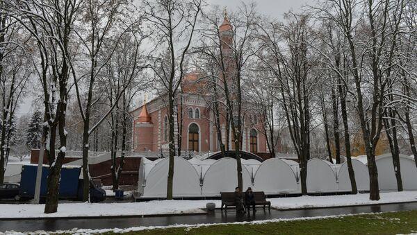 Саборная мячэць - Sputnik Беларусь
