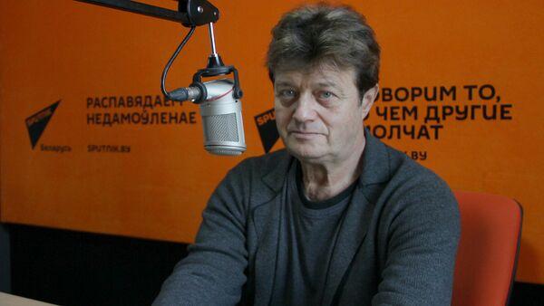 Заслужаны артыст Беларусі, легендарны пясняр Валерый Дайнека - Sputnik Беларусь