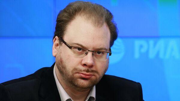 Политолог Олег Неменский - Sputnik Беларусь