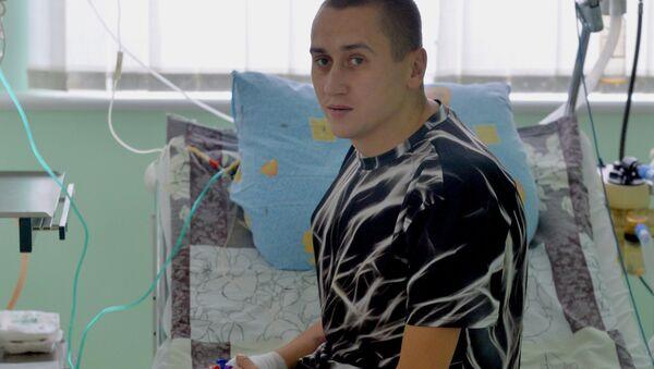 Пациент, перенесший операцию по пересадке сердца и легких - Sputnik Беларусь