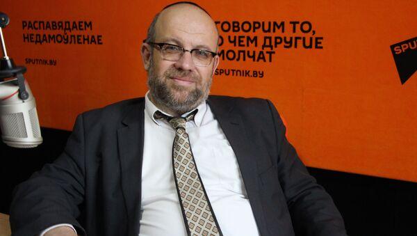 Мордехай Райхинштейн - Sputnik Беларусь