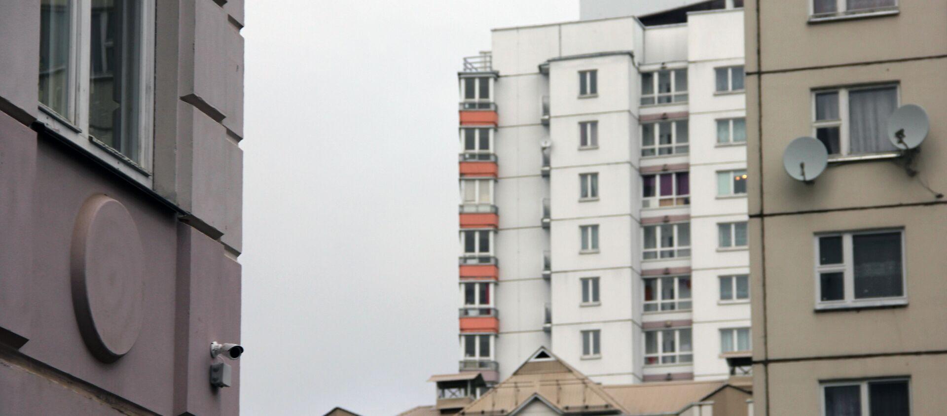 Жылыя дамы ў Мінску - Sputnik Беларусь, 1920, 23.02.2021