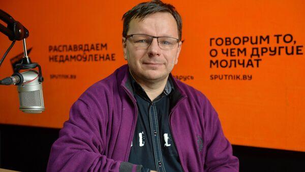 Писатель Андрей Жвалевский - Sputnik Беларусь