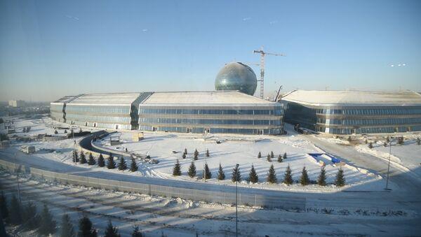 ЭКСПА-гарадок ўсярэдзіне, альбо што сёння адбываецца на тэрыторыі выставы - Sputnik Беларусь