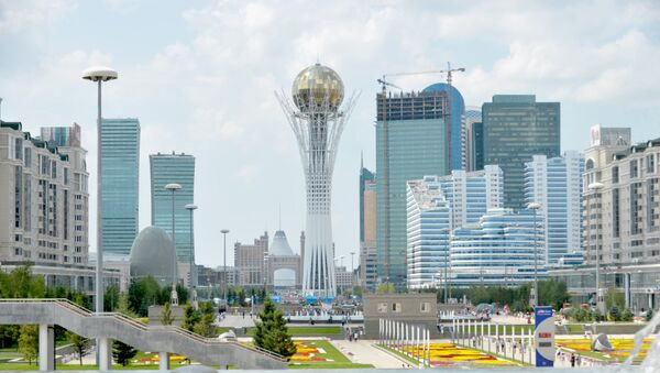 Астана - Sputnik Беларусь