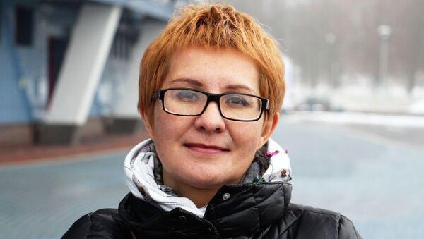 Корреспондент информационного агентства Sputnik Беларусь Тамара Беляева - Sputnik Беларусь