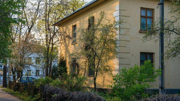 Дом у раёне Асмалоўкі - Sputnik Беларусь