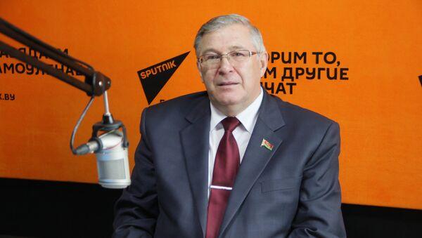 Секретарь ЦК КПБ Георгий Атаманов - Sputnik Беларусь