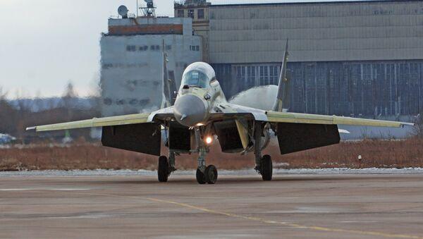 МіГ-29КУБ - Sputnik Беларусь