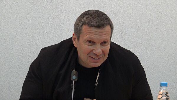 Соловьев рассказал в Минске анекдот  о Лукашенко - Sputnik Беларусь