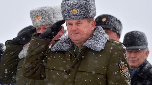 Министр обороны Республики Беларусь Андрей Равков - Sputnik Беларусь