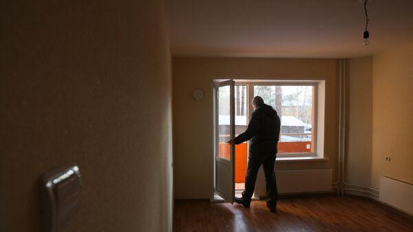 Новая квартира,  архивное фото - Sputnik Беларусь