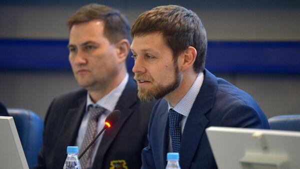 Первый заместитель министра связи и информатизации Дмитрий Шедко - Sputnik Беларусь