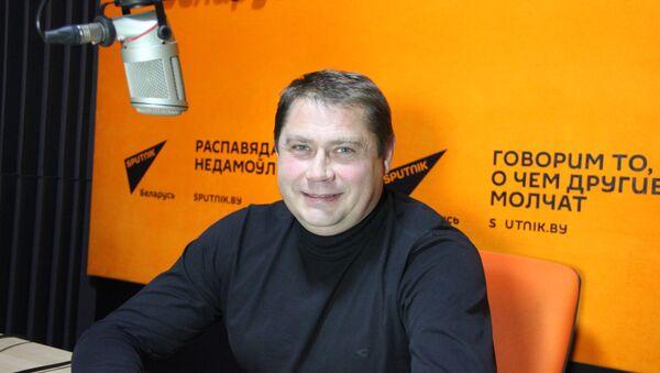 Валерый Булаўскі - Sputnik Беларусь