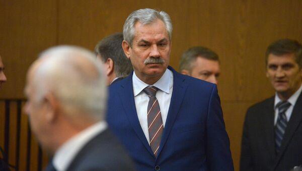 Министр энергетики Беларуси Владимир Потупчик - Sputnik Беларусь