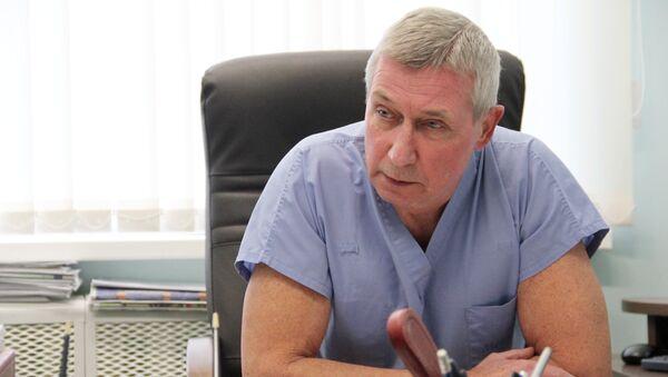 Юрий Петрович уверен, что пересаженное сердце дает человеку шанс на полноценную жизнь - Sputnik Беларусь