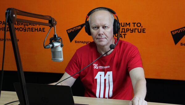 Арганізатар фестывалю Барабанны біт Аляксандр Сапега - Sputnik Беларусь