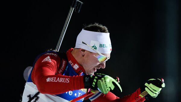 Беларускі біятланіст Уладзімір Чапелін - Sputnik Беларусь