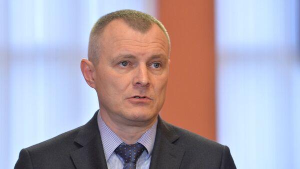 Игорь Шуневич - Sputnik Беларусь