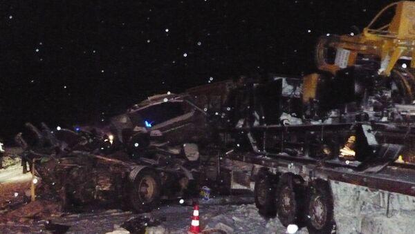 В результате дорожной аварии в ХМАО погибли дети - Sputnik Беларусь