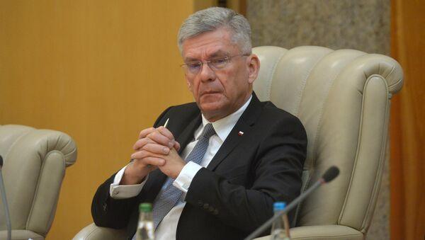 Маршал Сената Польшчы Станіслаў Карчэўскі - Sputnik Беларусь