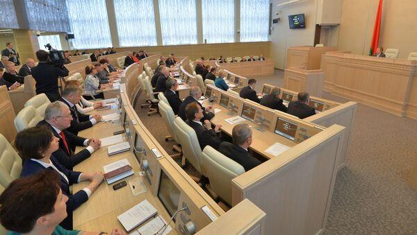 Заседание Совета Республики, архивное фото - Sputnik Беларусь