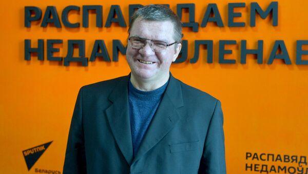 Политолог Александр Тиханский - Sputnik Беларусь