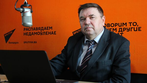 Председатель Союза поляков Беларуси Мечислав Лысый - Sputnik Беларусь