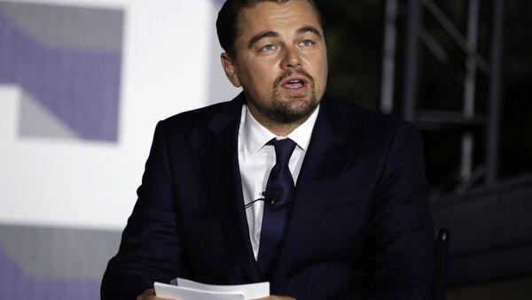 Акцёр Леанарда Ды Капрыо - Sputnik Беларусь