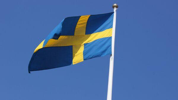Флаг Швеции - Sputnik Беларусь