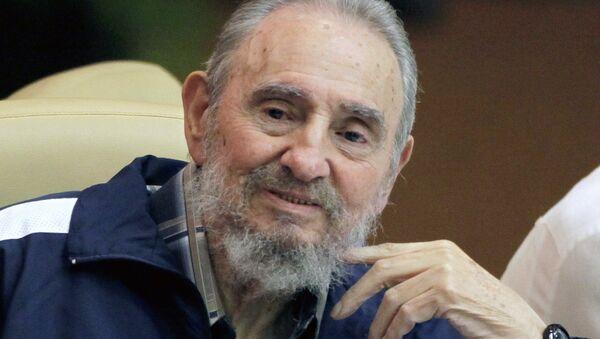 Фидель Кастро, архивное фото - Sputnik Беларусь