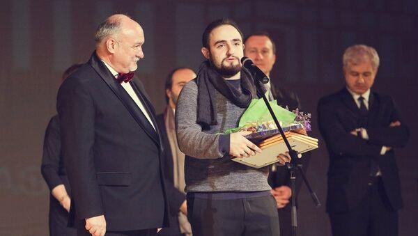 Гран-пры конкурсу дастаўся Тыграну Аганяну з Арменіі - Sputnik Беларусь