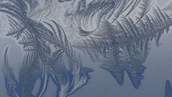 Морозные узоры - Sputnik Беларусь