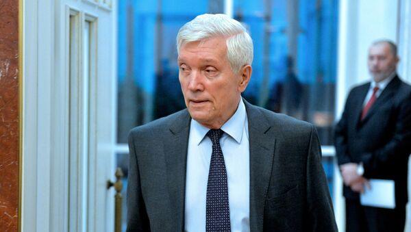 Чрезвычайный и полномочный посол России в Беларуси Александр Суриков - Sputnik Беларусь