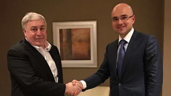 Прокопеня и Гуцериев займутся созданием искусственного интеллекта - Sputnik Беларусь
