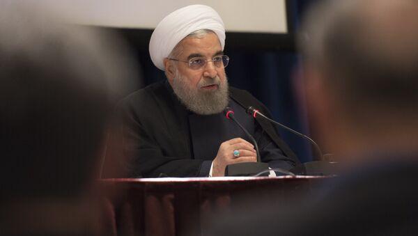 Президент Ирана Хасан Рухани - Sputnik Беларусь