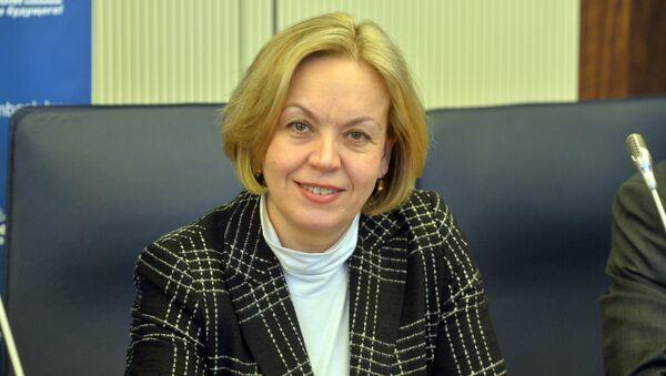 Алена Купчына - Sputnik Беларусь