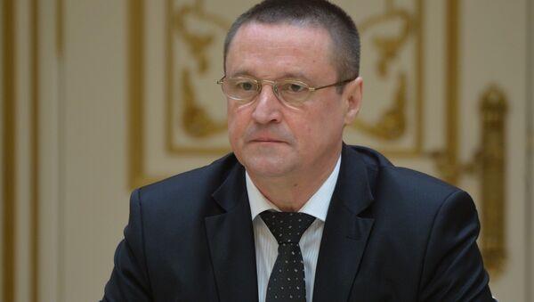 Министр сельского хозяйства Беларуси Леонид Заяц - Sputnik Беларусь