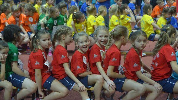 Финал спартакиады 300 талантов для Королевы - Sputnik Беларусь