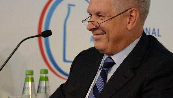 I Міжнародны аграпрамысловы малочны форум - Sputnik Беларусь