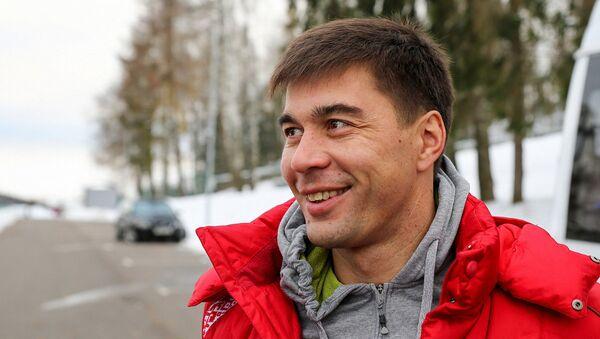 Александр Сыман - Sputnik Беларусь